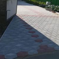 Тротуарная плитка Ретро 3Д